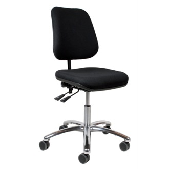 Ergonomisk Kontorstol Office high back - 2024/Sort