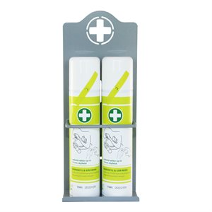 First Aid øjenskylle station med 2x250 ml. Eye Care. 1004